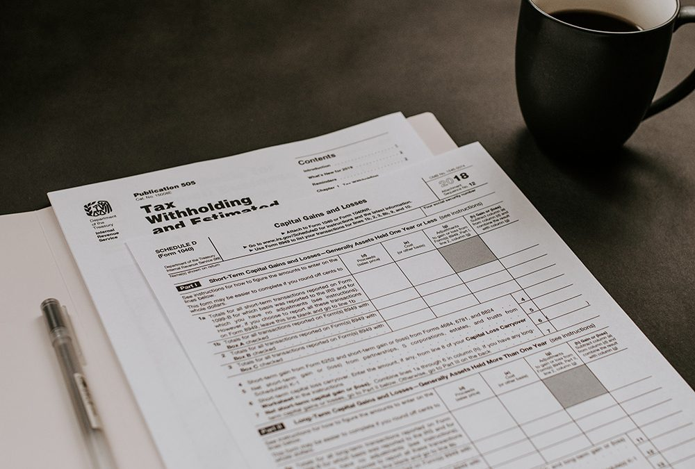 End of the tax year
